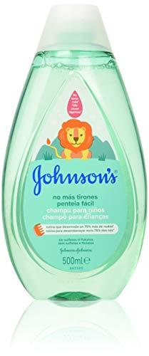 Johnson's Baby, Shampoo - 3er Pack (3x500 ml)