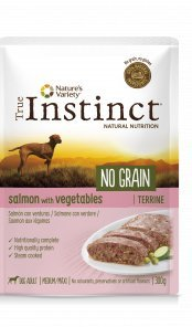 Wid No Grain Tarrina med salmon 300 gr