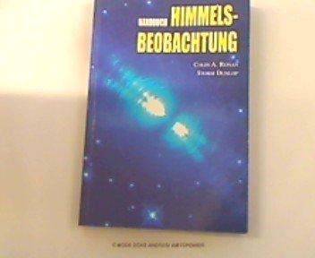 Handbuch Himmelsbeobachtung, guter Zustand