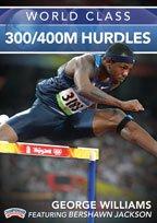 Preisvergleich Produktbild George Williams: World Class 300 / 400 Hurdles (DVD)