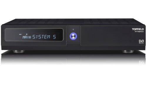 Topfield TF 7700 HCCI HDTV Kabel-Receiver mit Common Interface schwarz