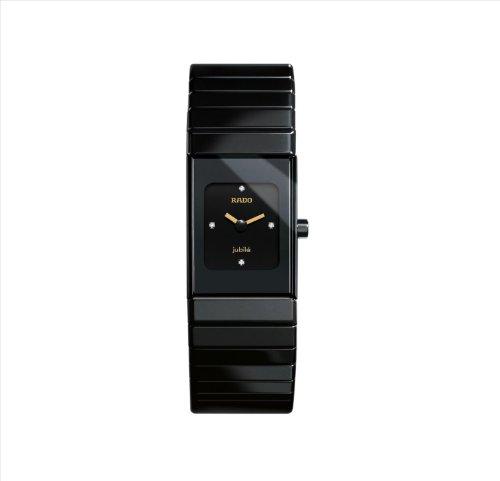 Rado Damen-Armbanduhr Analog Quarz Keramik 963.0540.3.074