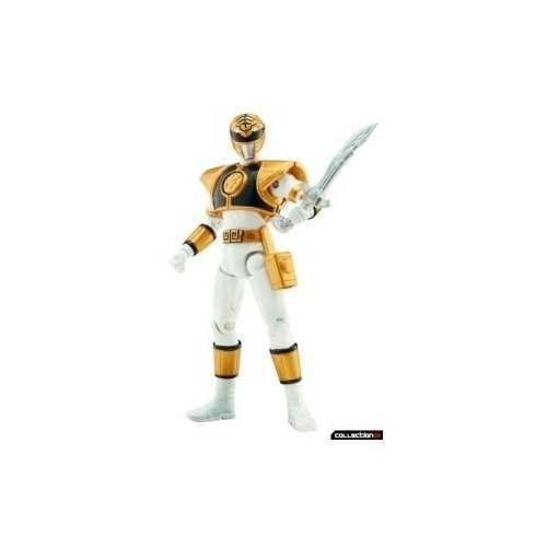 Legends Collectible Action Figure White Ranger by BANDAI [並行輸入品] ()