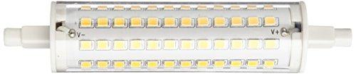 10W LED dimmbar mit 1150 Lumen 360° R7s-118 J118 Lampe-Brenner Leuchtmittel 118mm warm weiß 3000K