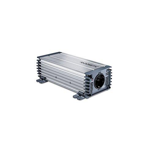 Dometic PerfectPower PP 604, Sinus-Wechselrichter, Auto Spannungswandler 24 V auf 230 V, Überspannungsschutz, 550 W, mobile Steckdose, LKW