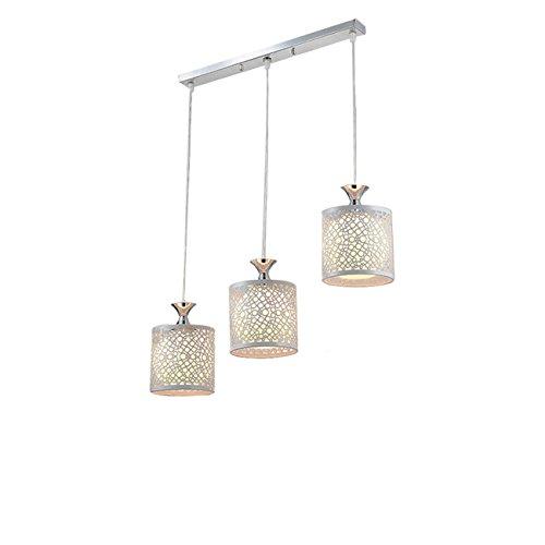 SSBY Minimalista moderno, restaurante creativo, tres lámparas, lámparas (Illuminazione Decorativa A Sospensione Illuminazione)