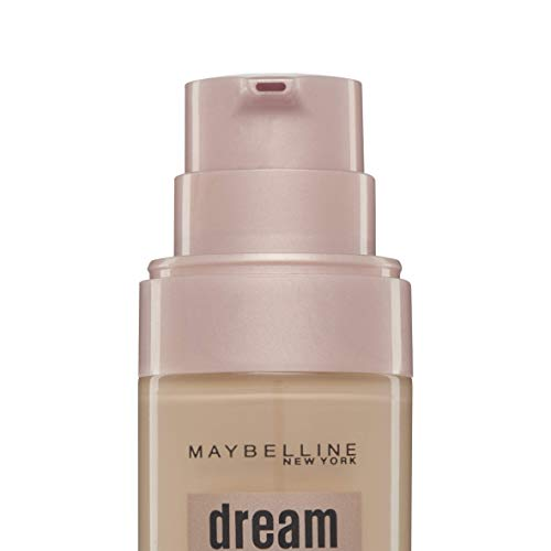 Maybelline Dream Satin Liquid Foundation 10 Ivory 30ml