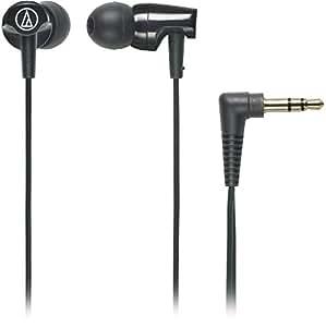 Audio-Technica ATH-CLR100BK In-Ear Headphones (Black)
