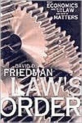 Law's Order Publisher: Princeton University Press