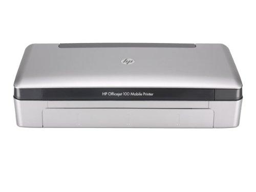 HP Officejet 100 Mobile Printer A4 color Inkjet (G (Printer Mobile 100 Hp)
