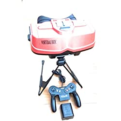 Virtual Boy - Console - Marios tennis pack - US