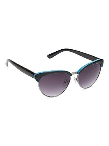 Olvin UV- Protected (OL321-04) Black Womens Cateye Sunglasses Good Stuff With Premium Looks