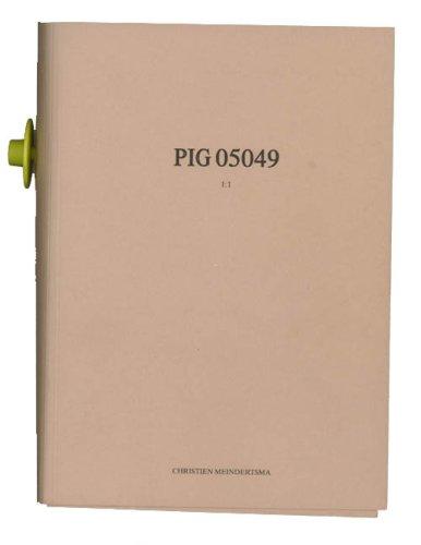 Christien Meindertsma: PIG 05049