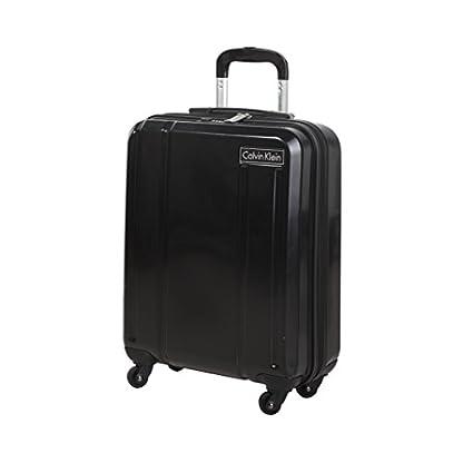 Calvin Klein  Trolley para portátiles, 55 cm, 33 L, Negro