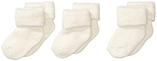 sterntaler-calcetines-unisex-paquete-de-3-color-beige-ecru-903-talla-nica-recin-nacido