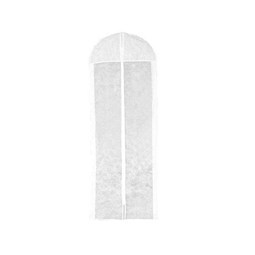 Cheerfulus Atmungsaktiver Kleidersack für Hochzeitskleider,staubfreier Transport und...