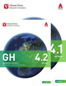GH 4 (4.1-4.2) CANARIAS: 000002 - 9788468237107