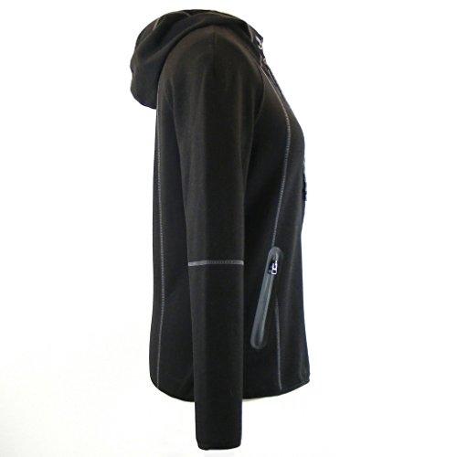 Cecil - Sweat-shirt - Femme X-Small Schwarz (Black)