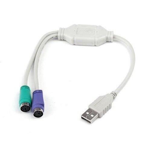 HeroNeo® USB maschio a PS2PS/2femmina convertitore cavo convertitore adattatore tastiera