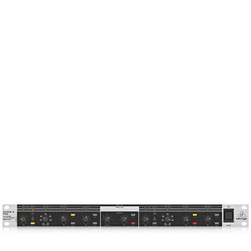 Behringer CX2310 mezclador DJ - Mezclador para DJ (4,45 cm, 48,26 cm,...