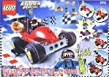Lego Duplo Rennwagen - Action Wheelers Art. 2912