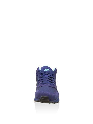 Nike Wmns Md Runner 2 Mid, Chaussures de Sport Femme Azul (Lyl Bl / Lyl Bl-Hypr Trq-Smmt Wh)