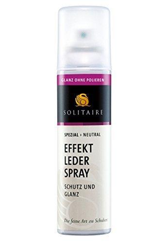 Solitaire Effekt Leder Spray 150ml farblos