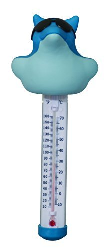 Floating Pool and Spa Thermometer, Derby Dolphin by GAME