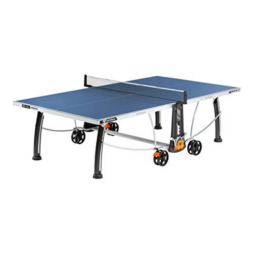 Cornilleau Sport 300s Table de Tennis Crossover, Mixte, 133615, Bleu, Taille Unique