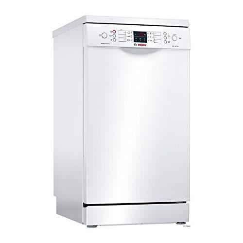 Bosch Serie 4 SPS46IW01E lave-vaisselle Autonome 9 places A+ - Lave-vaisselles (Autonome, Compact, Blanc, Blanc, Boutons, LED)