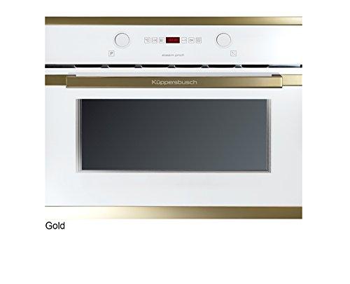 Küppersbusch Einbau-Dampfgarer EDG6260.0, Design:weiß + Gold