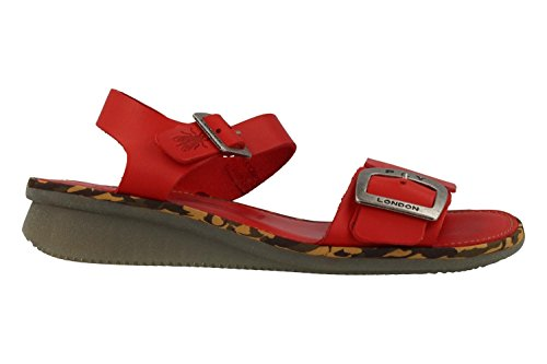 FLY LONDON Sandali P144230004 Rosso