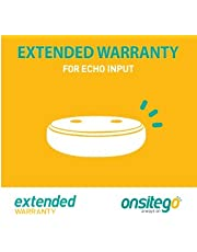 Onsitego 2 Year Extended Warranty for Echo Input (Email Delivery)