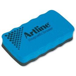 artline-drywipe-whiteboard-eraser-magnetic-for-magnetic-boards-blue-ref-ertmmblu