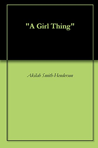 A Girl Thing Cover Image