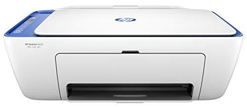 HP DeskJet 2630 Imprimante multifonction (Encre instantanée, Imprimante, Scanner, Copieur, WLAN, Airprint) avec 2 heures d'échantillonnage HP Instant Ink incluse