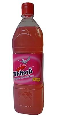 WhiterA Detergent Liquid,1 Liter, Red
