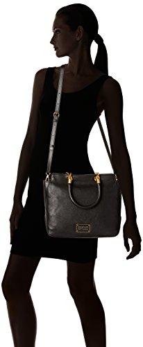 Marc Jacobs  New Too Hot To Handle Bentley, Sacs portés épaule femme Noir - Noir