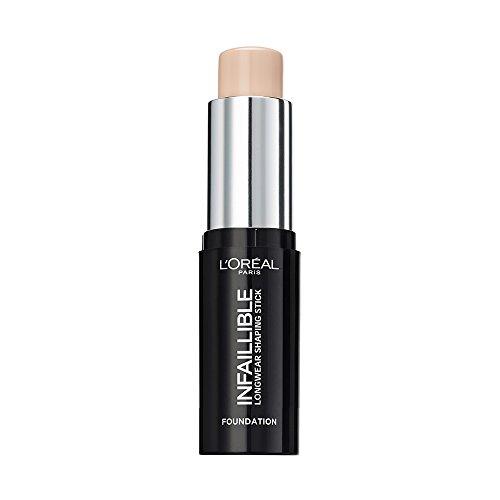 L'Oreal Infaillible Stick de Maquillaje 24h Tono 140 Natural Rose - 34 gr