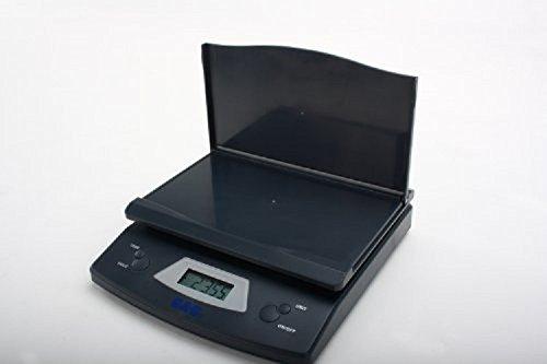G&G PS 25kg Paketwaage Tischwaage Digitalwaage Briefwaage Küchenwaage / Batteriebetrieb möglich