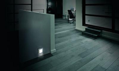 Automatisches Nachtlicht Cover Weiß Leuchtet über 50.000 Stunden