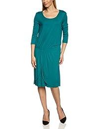 TOM TAILOR Damen Kleid (knielang) 50126390070/draped Jersey
