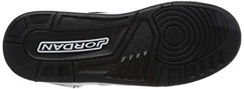 los angeles 2cee8 78cdf Nike Jordan Courtside 23 (GS), Scarpe da Basket Bambino, Bianco (White  Black 100), 38.5 EU