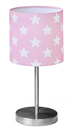 Star Tischlampe scandictoys 300301, Farbe:rosa
