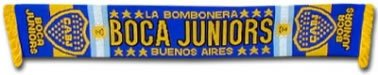 Boca Junior Sciarpa