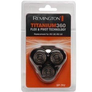Ersatz Rasierkopf & Rahmen Packung Für Remington SPTF2 SP-TF2 R8150 & R5130 Titanium 360