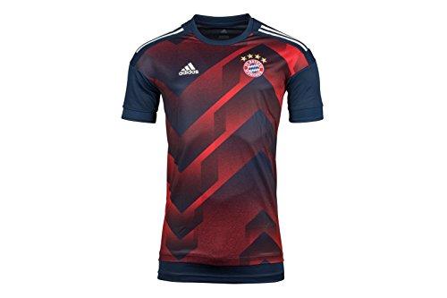 """Herren Fußballshirt """"Bayern München Pre-Match Jersey 17/18"""""""