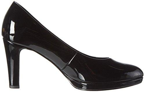 Gabor Fashion, Escarpins Femme Noir (schwarz LFS natur 77)