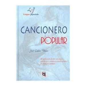 Cancionero Popular/Popular Songbook por Jose Calles Vales