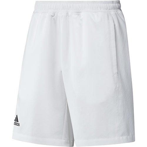 adidas Herren Oberbekleidung T16 Climacool Shorts, weiß, S, - Shorts Adidas Herren Tennis